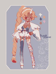[Closed][Set Price] Deer Scholar Adopt
