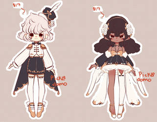 [Open][Set Price] Themed Adopts