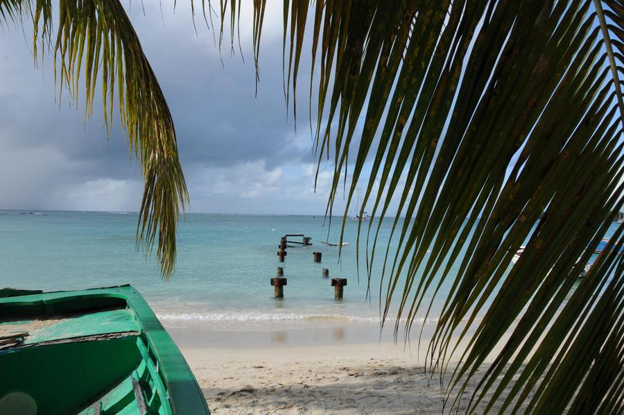 StAnne beach by scubapic