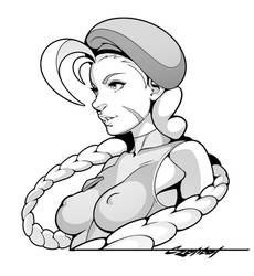 Portrait of Cammy