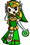 Link Maid TG Wind Waker Style