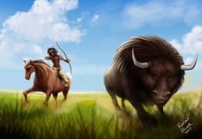 Bufalo bill by superpascoal