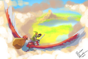 Zelda by superpascoal