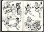 Street Fighter 25 anos