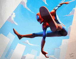 Spider Man by superpascoal