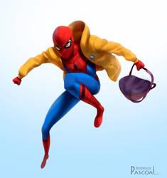 Spider! sketch!