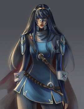 Commission - Lucina