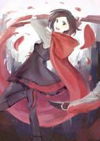 Ruby Rose by Xemerani