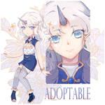 [CLOSED] AUCTION Adopt- Deep Sea Blue