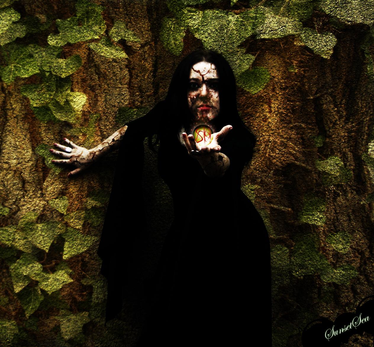 Dark Witch By SunsetSea On DeviantArt