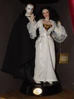 Franklin mint Phantom of the opera by stephantom53