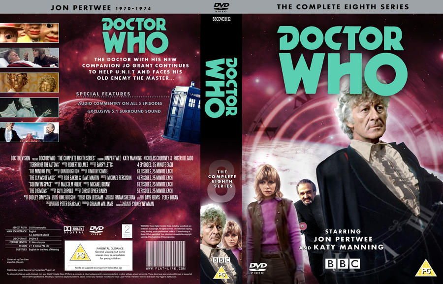 Doctor Who Classic Series 8 By Mrpacinohead On Deviantart