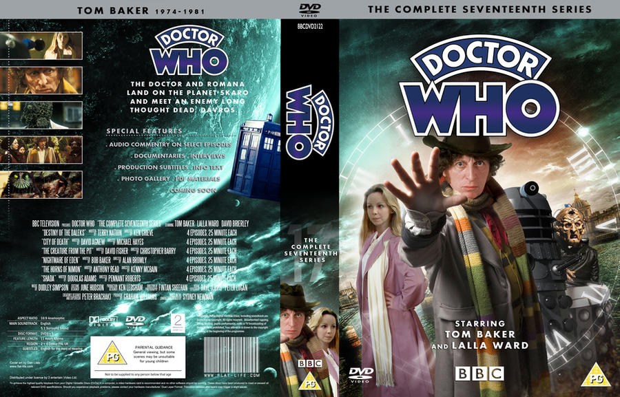 DOCTOR WHO CLASSIC SERIES 17 by MrPacinoHead on DeviantArt