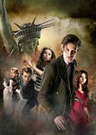 DOCTOR WHO SERIES 7 POSTER
