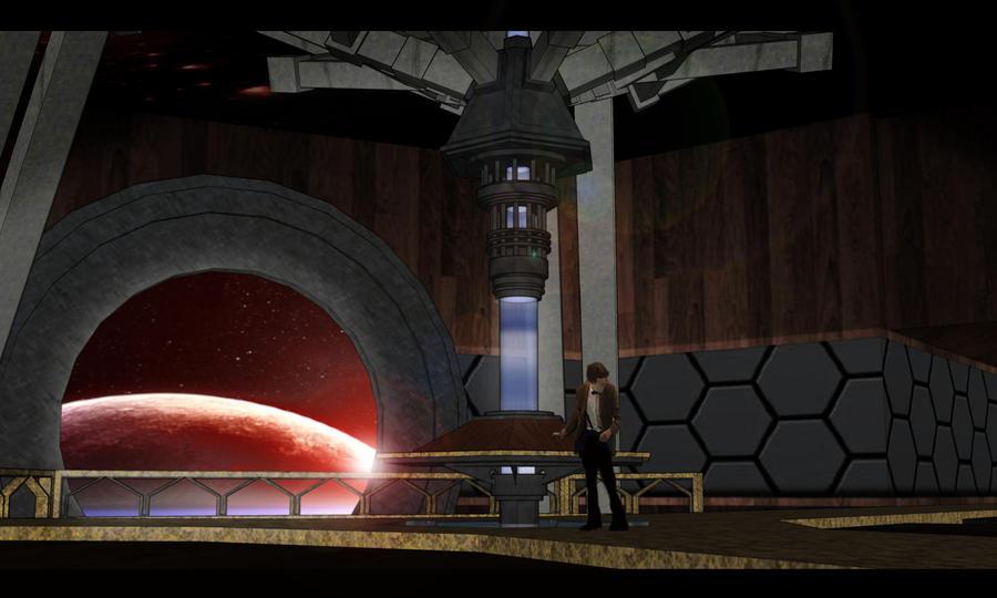 deviantart image: Doctor Who TARDIS interior concept 2 ...