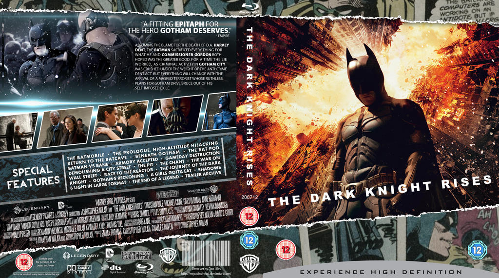 download the dark knight rises