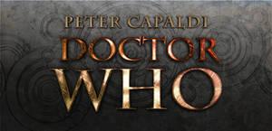 Peter Capaldi Doctor Who by MrPacinoHead