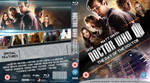 DOCTOR WHO 50th ANNIVERSARY BLU-RAY COVER  W.I.P