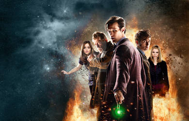 Doctor who 50th Anniversary wallpaper