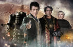 DOCTOR WHO 50th ANNIVERSARY : Time War