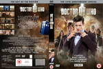 DOCTOR WHO 50th ANNIVERSARY DVD COVER