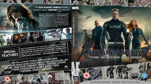 Captain America The Winter Soldier Phase Two