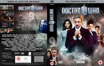 DOCTOR WHO SERIES 9 DVD COVER
