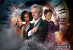 Doctor Who Series 10 Wallpaper W.I.P.
