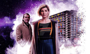 WHO'S IN SHEFFIELD - DOCTOR WHO 2018