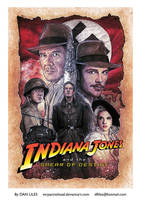 Indiana Jones 5 by MrPacinoHead
