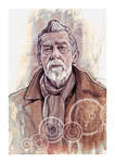 WAR DOCTOR - JOHN HURT by MrPacinoHead