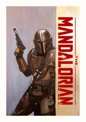 The Mandalorian by MrPacinoHead