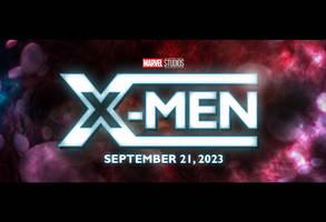 Marvel Studios X-Men Title Card