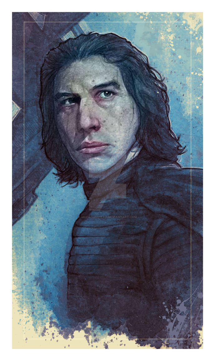 THE RISE OF SKYWALKER - KYLO REN by MrPacinoHead