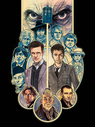 Day of the Doctor by MrPacinoHead
