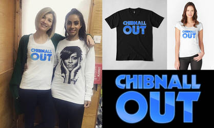 CHIBNALL OUT - T SHIRT by MrPacinoHead