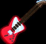 MLP EG - Flash Sentry Guitar - Vector