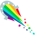 MLP EG - Rainbooms Logo - Vector by MLPCreativeLab