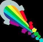 MLP EG - Rainbooms Logo - Vector by MLPCreativeLab