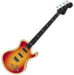 MLP EG - Applejack CftB Bass Guitar - Vector by MLPCreativeLab