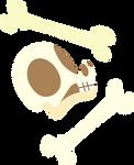 MLP FiM - Petunia Paleo's Cutie Mark - Vector by MLPCreativeLab