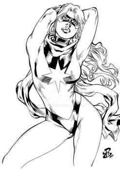 Miss Marvel 1 INKED