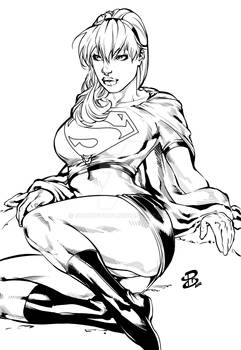 Supergirl 3 INKED