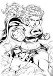 Supergirl 123 INKED