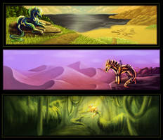 Lands Both far And Wide by Naffiro