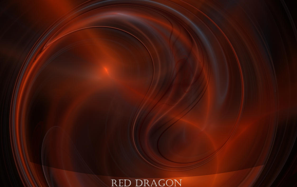 Red Dragon by AL3KSAND3R