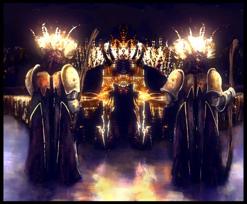 fiery retainers by zumbooruk