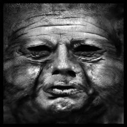 skin flaps death mask by zumbooruk