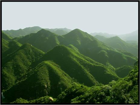 mountains by zumbooruk