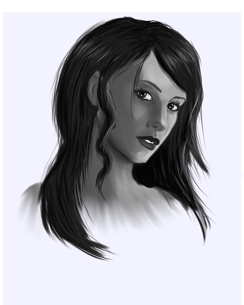 Girl - Practice by Syene